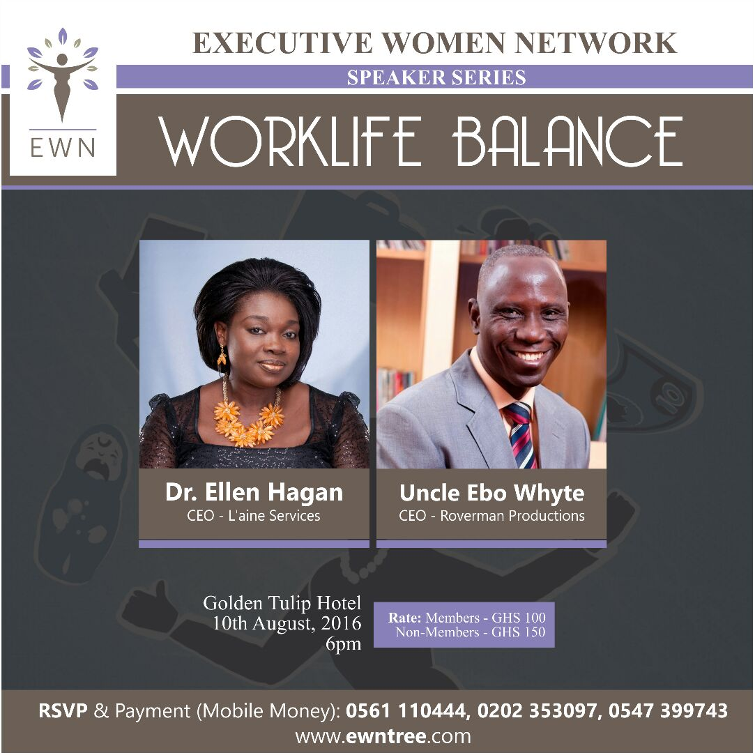 EWN Speaker Series – Worklife Balance