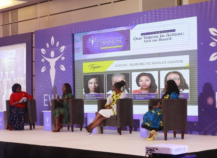 Executive Women Network Annual Conference Energizes Women for Action