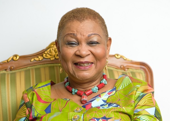 Dr. Joyce Aryee is Chairperson for 3rd Annual Executive Women Network Conference